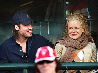 A LOVE MATCH  photo | Keith Urban, Nicole Kidman