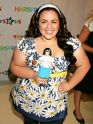 HER OWN MINI-ME photo | Nikki Blonsky