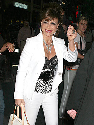 SPOTTY APPEARANCE  photo | Paula Abdul