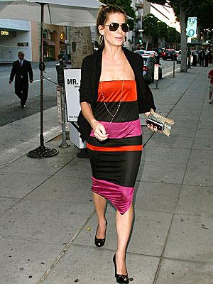 'CHOW' TIME    photo | Sandra Bullock
