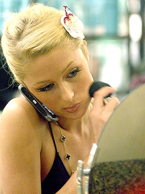 LEI OVER photo | Paris Hilton