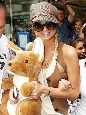 G'DAY PARIS! photo | Paris Hilton