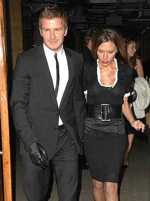 DATE NIGHT photo | David Beckham, Victoria Beckham