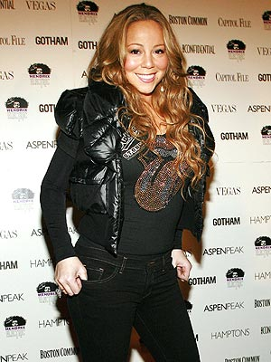 IN 'PEAK' CONDITION  photo | Mariah Carey