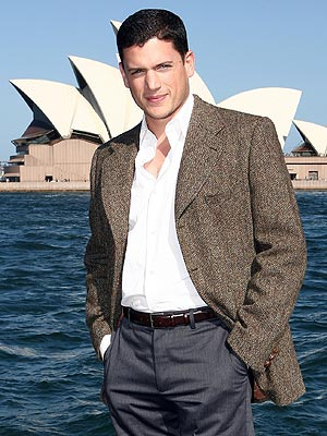 REASONS TO VISIT photo | Wentworth Miller