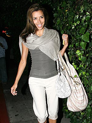 LUCKY SHOPPER photo | Eva Longoria