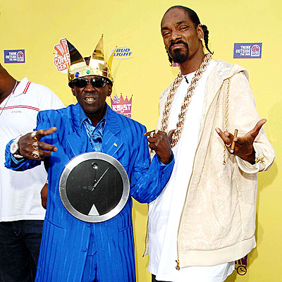 MAN OF THE HOUR photo | Flavor Flav, Snoop Dogg