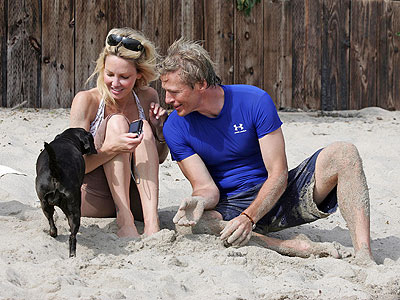 LIFE'S A BEACH  photo | Heather Locklear, Jack Wagner