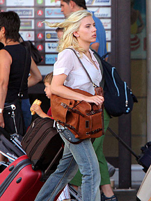 ACCIDENTAL TURISTA? photo | Scarlett Johansson