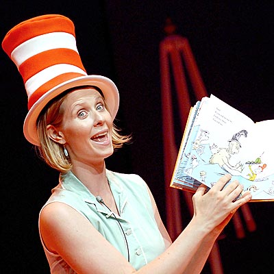 HAT TRICK  photo | Cynthia Nixon