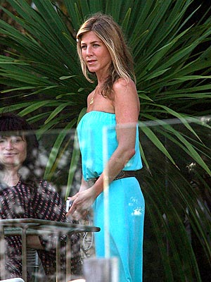 TRUE BLUE photo | Jennifer Aniston
