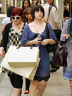 BOND GIRL photo | Kelly Osbourne