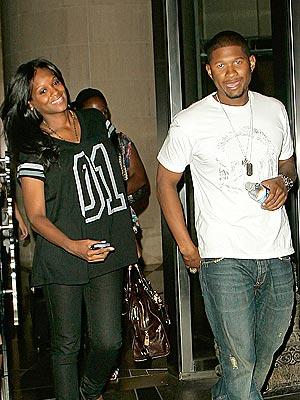 MOVING FORWARD photo | Usher