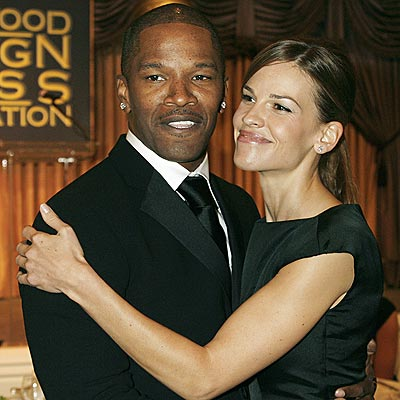 A FORMAL AFFAIR photo | Hilary Swank, Jamie Foxx
