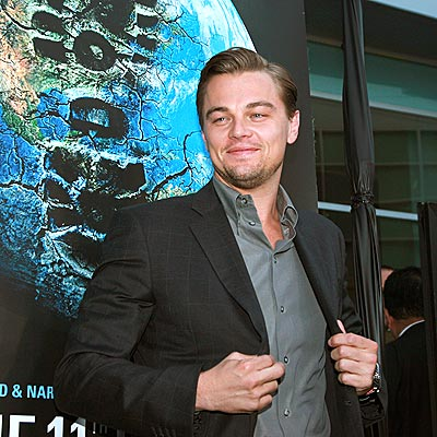 MAN OF THE 'HOUR' photo   Leonardo DiCaprio