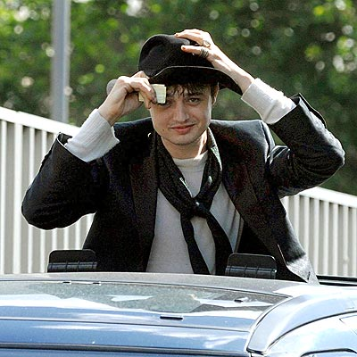 ANOTHER HAT TRICK photo | Pete Doherty