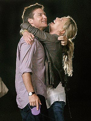 COMEDY CENTRAL photo | Charlize Theron, Jason Bateman