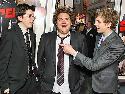 'SUPER' FRIENDS photo | Jonah Hill, Michael Cera