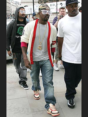 TREND SETTER photo | Kanye West