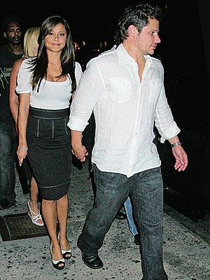 PERFECTLY PAIRED photo | Nick Lachey, Vanessa Minnillo