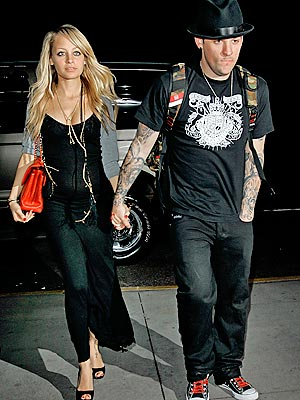 NEW YORK SOCIAL CLUB photo | Joel Madden, Nicole Richie