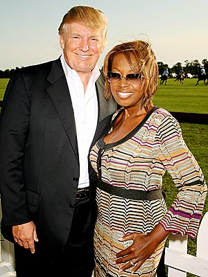 THE DONALD&#39;S VIEW photo | Donald Trump, Star Jones