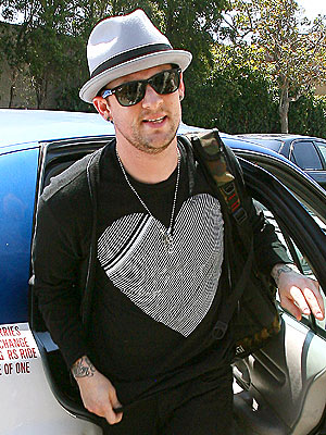 HEART MONITOR photo | Joel Madden