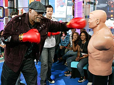 SAM CHAMPION photo | Samuel L. Jackson