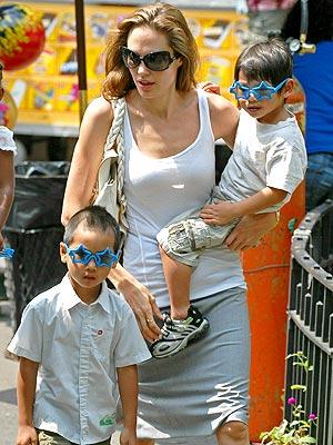 SEEING STARS photo | Angelina Jolie