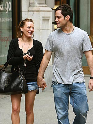 GOAL TENDING photo | Hilary Duff
