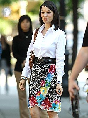 STREET SMART  photo | Lucy Liu