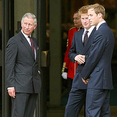 DAY OF REMEMBRANCE photo | Prince Harry, Prince William