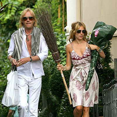 SWEPT AWAY photo | Rhys Ifans, Sienna Miller