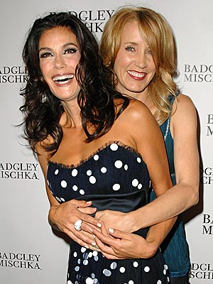 A CLUTCH MOMENT photo | Felicity Huffman, Teri Hatcher