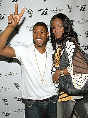 IT TAKES TWO photo   Usher
