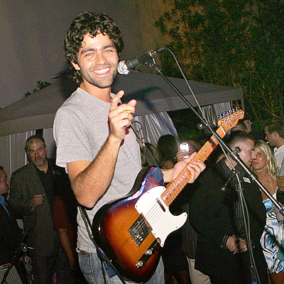 SWEET, SWEET MUSIC photo | Adrian Grenier