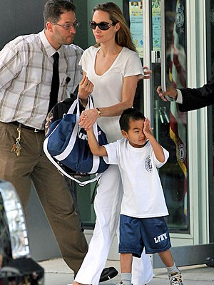 AFTER-SCHOOL SPECIAL photo | Angelina Jolie