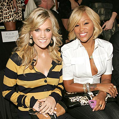 BLONDE & BLONDER  photo | Carrie Underwood, Eve