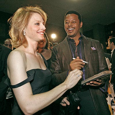 MAKING THEIR MARK photo | Jodie Foster, Terrence Howard