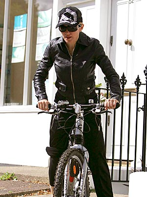 BIKER CHICK photo | Madonna