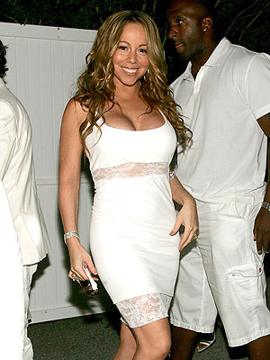 Angel in White photo | Mariah Carey