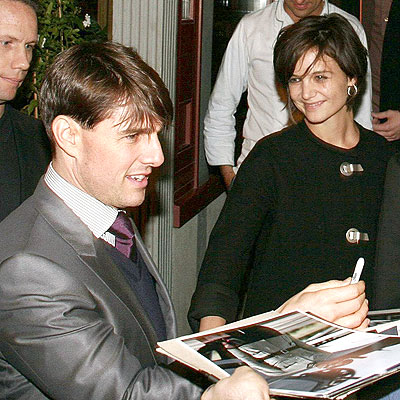 Tomkat in Berlin photo | Katie Holmes, Tom Cruise