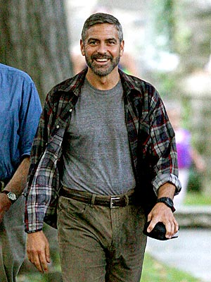 ROUGHING IT photo | George Clooney
