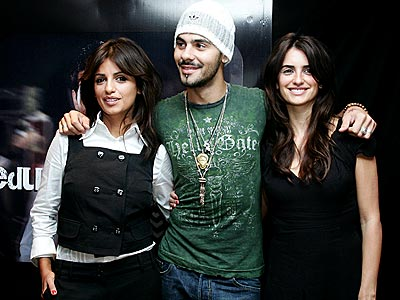SPANISH TRIO photo | Penelope Cruz