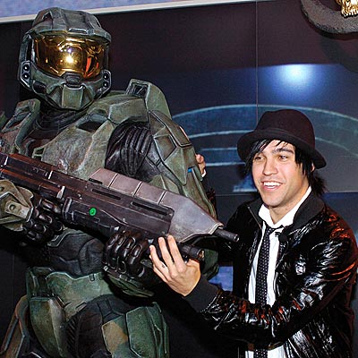 WAX WORKS photo | Pete Wentz