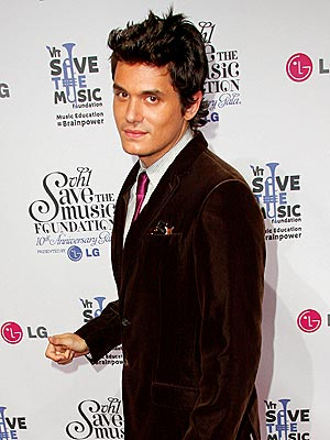 CANDID JOHN photo | John Mayer