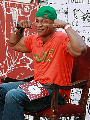 MENTAL EXERCISE photo | LL Cool J
