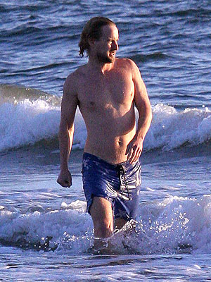 WATER THERAPY photo | Owen Wilson