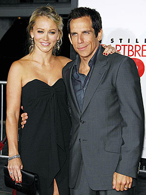 HEART TO HEART photo | Ben Stiller, Christine Taylor