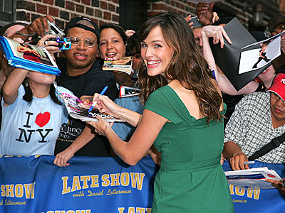 CROWD PLEASER  photo | Jennifer Garner